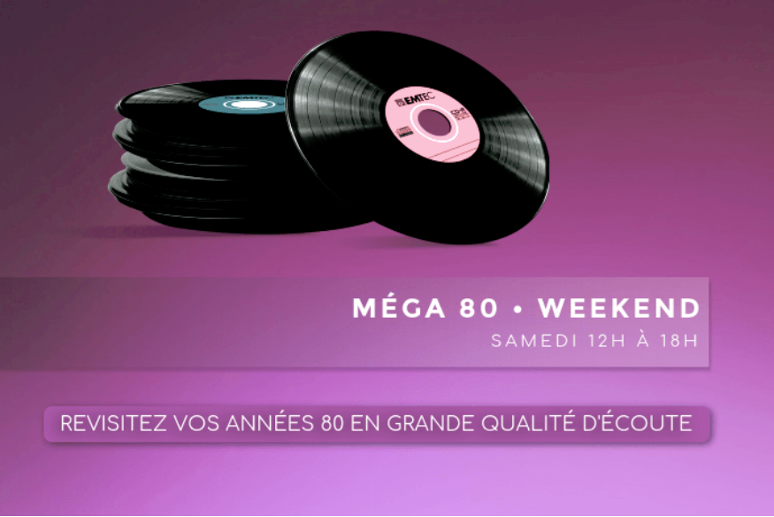 MÉGA-80 WEEKEND