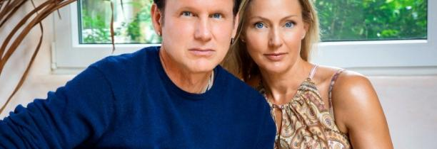 Corey Hart en duo avec sa femme Julie Masse