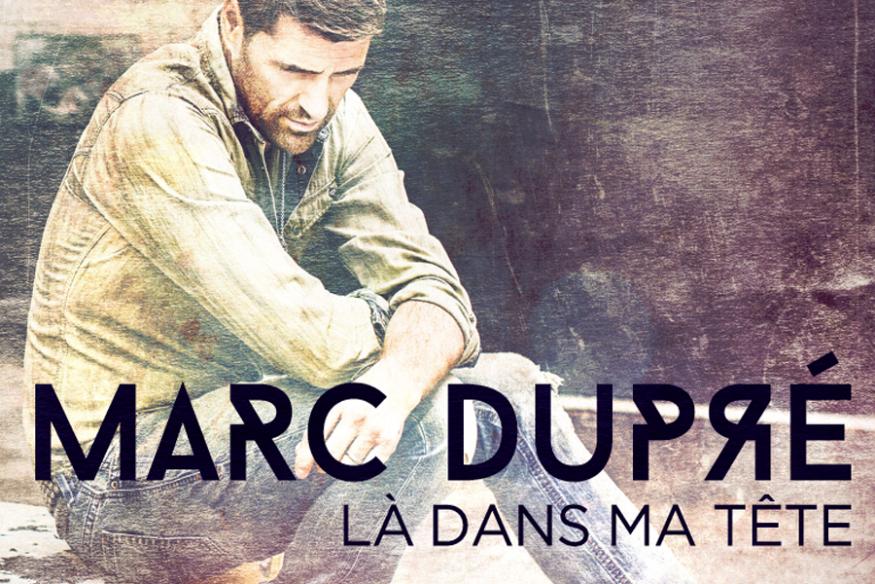 """Marc Dupré nous propose sa nouvelle chanson """"Moi, je t'aimerai"""""""