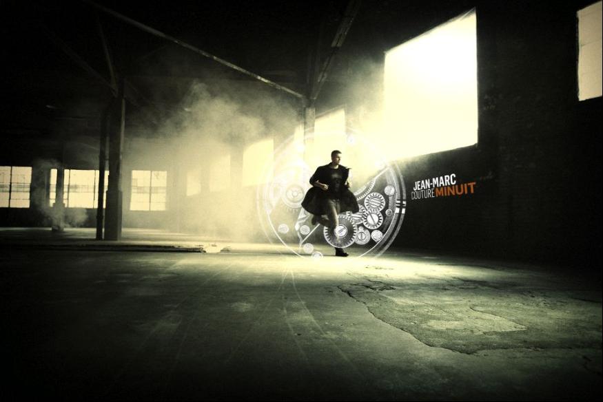 Jean-Marc Couture, un nouvelle album pour Octobre!