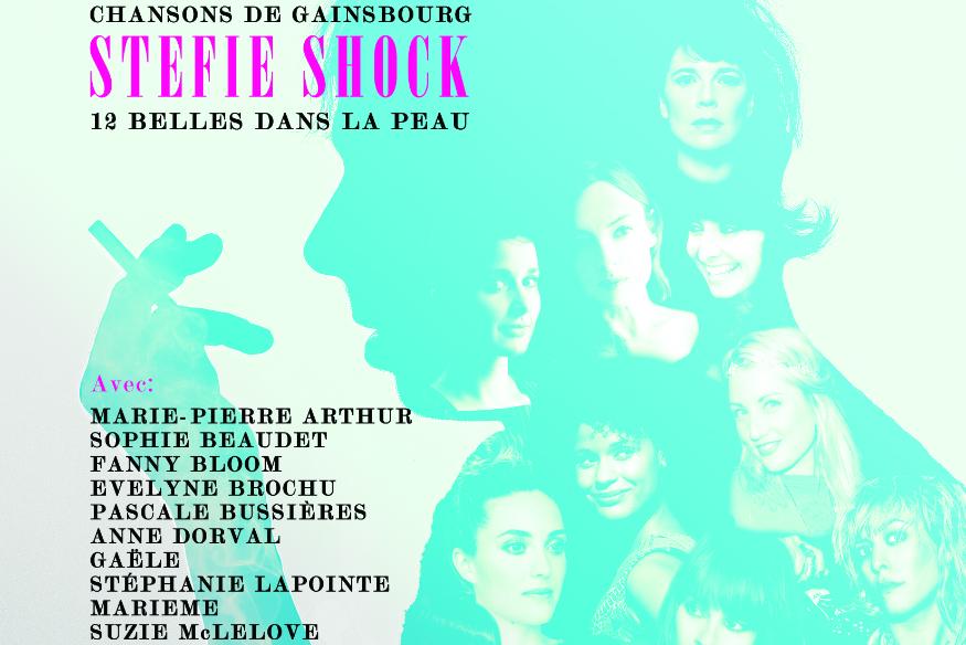 Stefie Shock reprend un classique de Gainsbourg