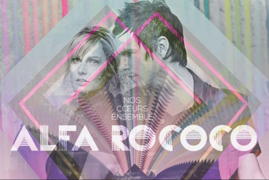 Nouvel extrait musical pour le groupe Alfa Rococo