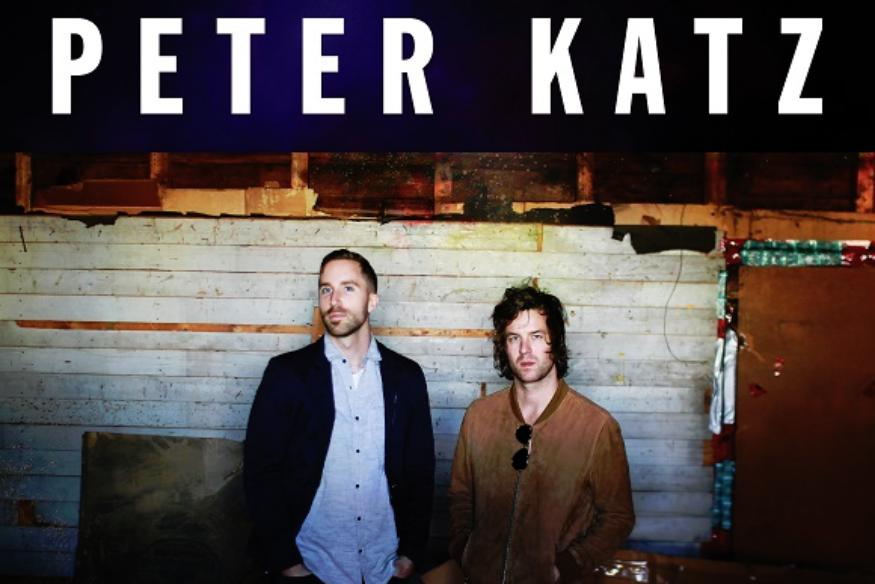 L'artiste torontois Peter Katz en duo avec Rémi Chassé
