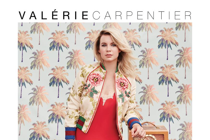 Valérie Carpentier offre une chanson pour la Saint-Valentin