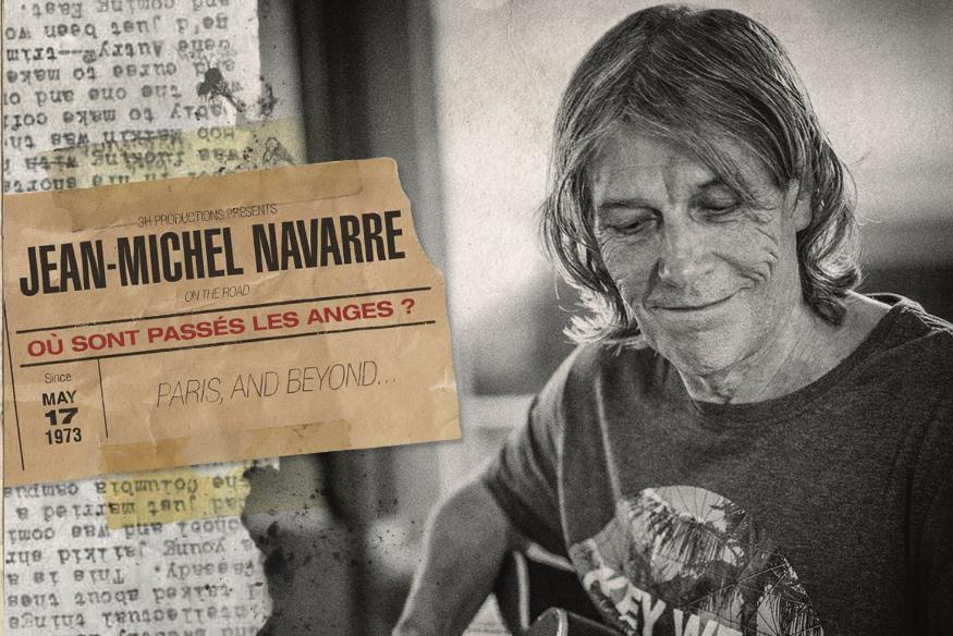 """Jean-Michel Navarre dans l'émission """"Partout sur la Planète"""""""
