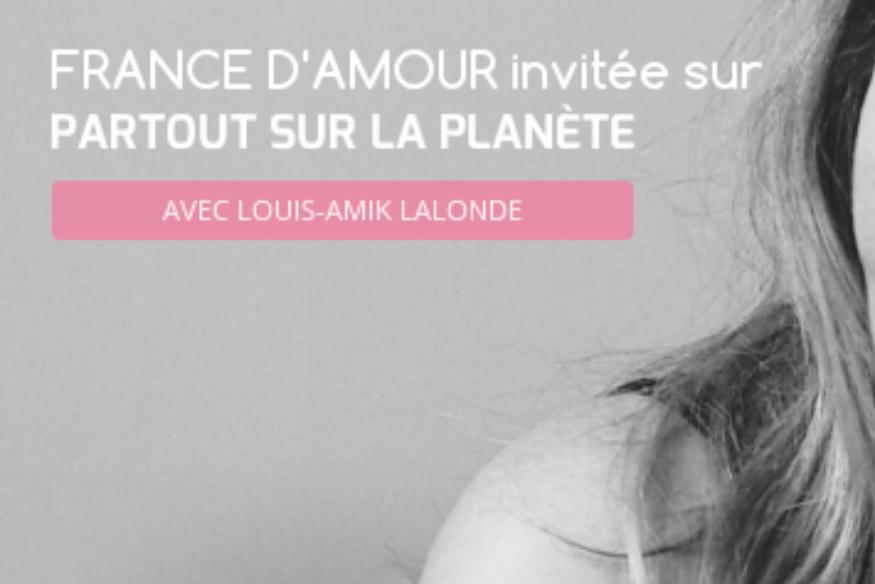 France D'Amour en entrevue sur Fréquence-Plaisir