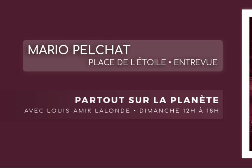Mario Pelchat • Le Spécial • avec Louis-Amik Lalonde