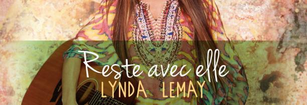 Lynda Lemay présentement en tournée partout en Europe
