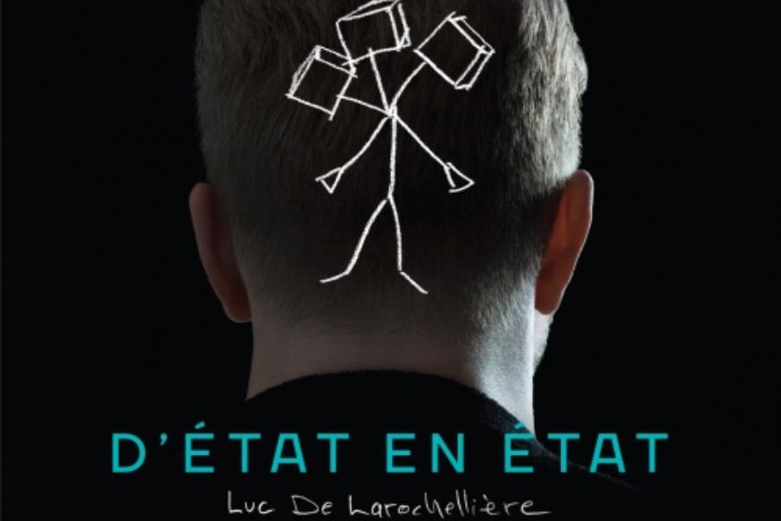 Luc De Larochellière, nouvelle chanson, nouvel album