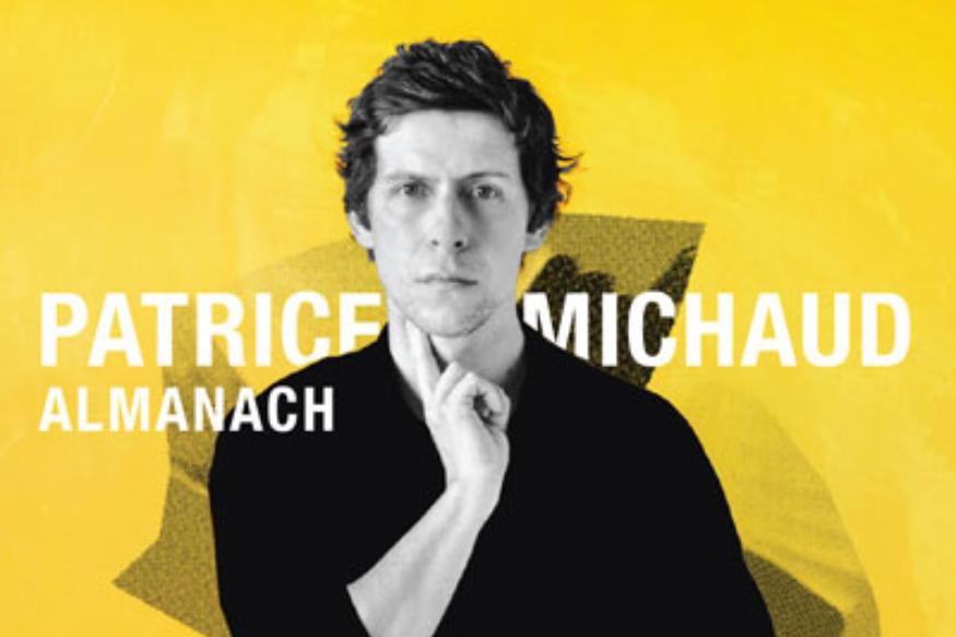 Un troisième album en carrière pour Patrice Michaud