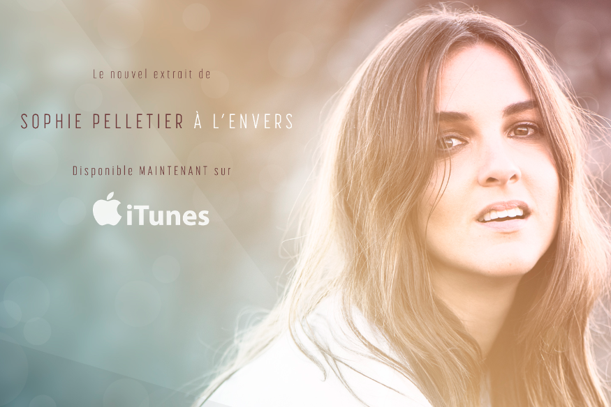 Sophie Pelletier dévoile un premier extrait de son deuxième album