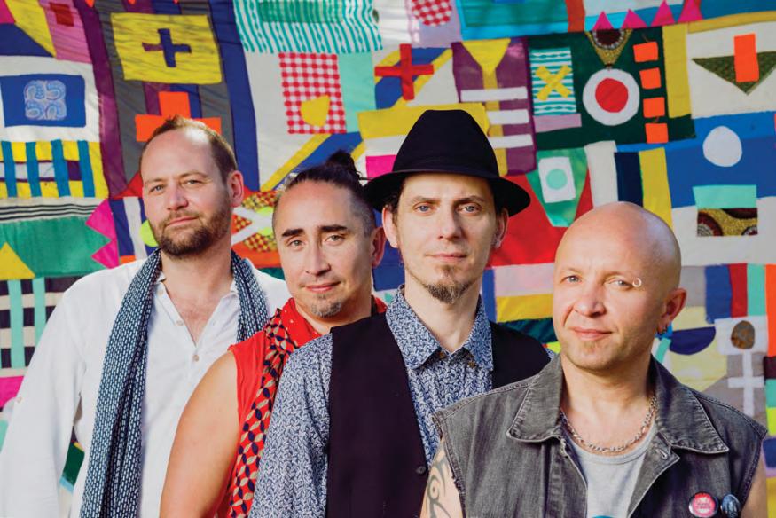 Le groupe français Tryo sera au Québec en février