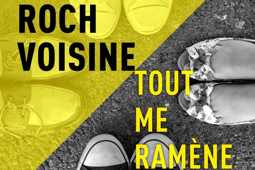 Exclusivité musicale de Roch Voisine sur Fréquence-Plaisir